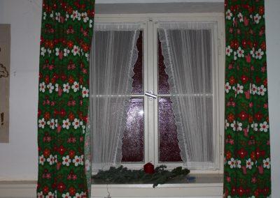 Fenster im Gastraum