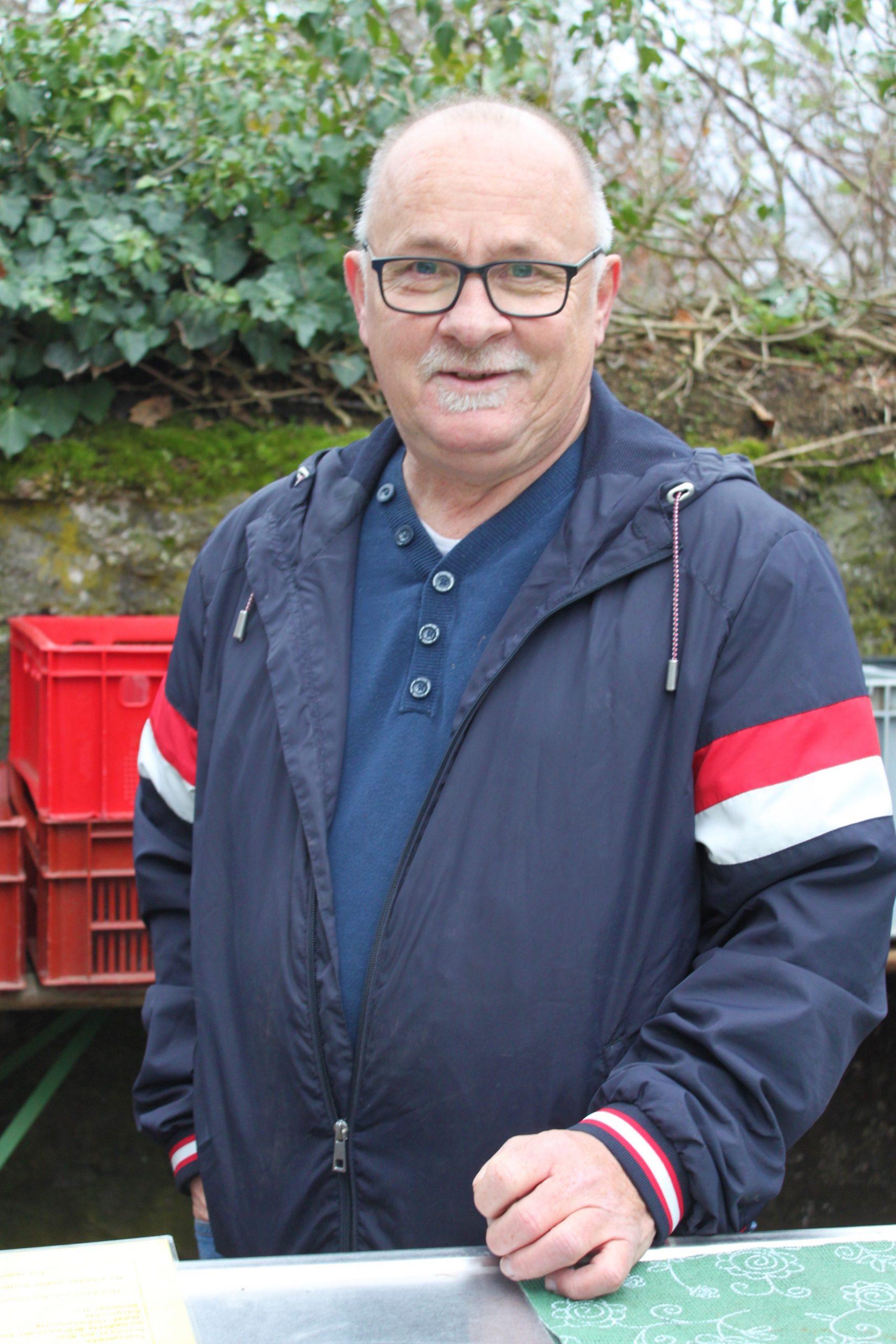 Dieter Krastel